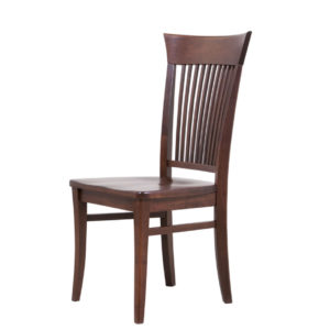 essex dining chair, Dining room, dining room furniture, solid wood, solid oak, solid maple, custom, custom furniture, dining chair, made in Canada, Canadian made