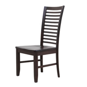 newport dining chair, Dining room, dining room furniture, solid wood, solid oak, solid maple, custom, custom furniture, dining chair, made in Canada, Canadian made