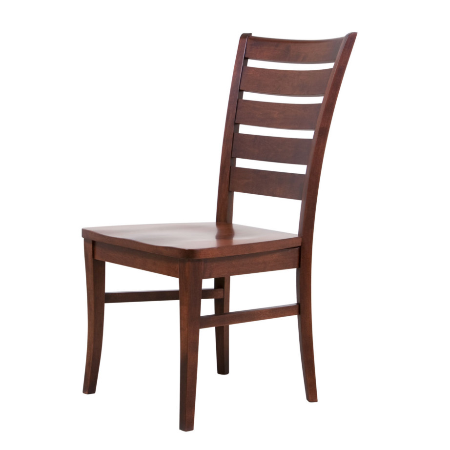 sienna dining chair, Dining room, dining room furniture, solid wood, solid oak, solid maple, custom, custom furniture, dining chair, made in Canada, Canadian made