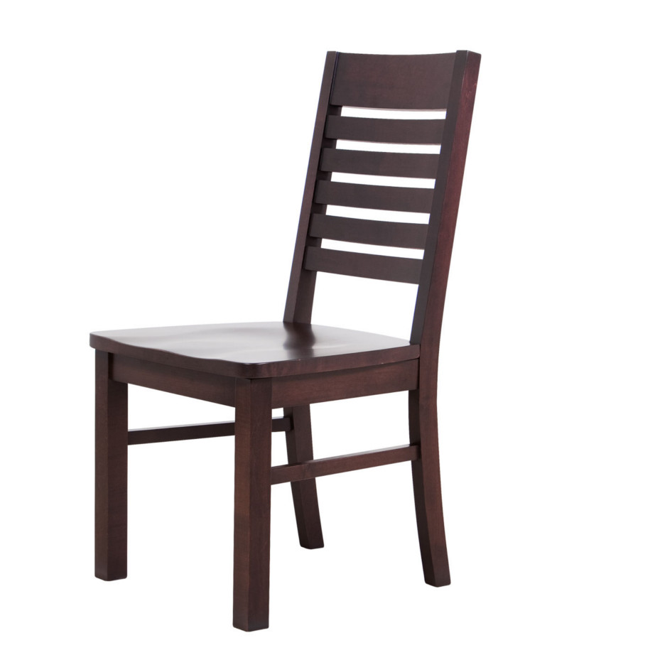 torino dining chair, Dining room, dining room furniture, solid wood, solid oak, solid maple, custom, custom furniture, dining chair, made in Canada, Canadian made