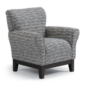 aiden club chair, best home furnishings, accent chair, sitting chair, upholstered, custom chair, wood frame,