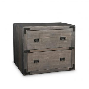 saratoga lateral file cabinet, Solid wood, made in Canada, solid maple, solid oak, heritage maple, custom furniture, office furniture, Canadian made, file cabinet, rustic, home office, organize, organization, organization ideas, rustic furniture, drawers, storage, storage ideas