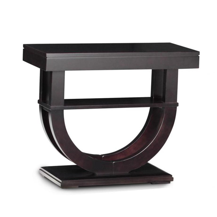 Cool Contempo Pedestal Sofa Table Fannys Furniture Kelowna Bc Uwap Interior Chair Design Uwaporg
