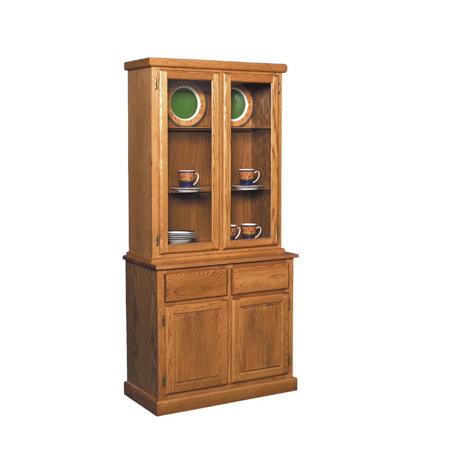 Contemporary 2 Door Buffet and Hutch, Dining room, dining room furniture, occasional, occasional furniture, solid wood, solid oak, solid maple, custom, custom furniture, storage, storage ideas, dining cabinet, sideboard, hutch