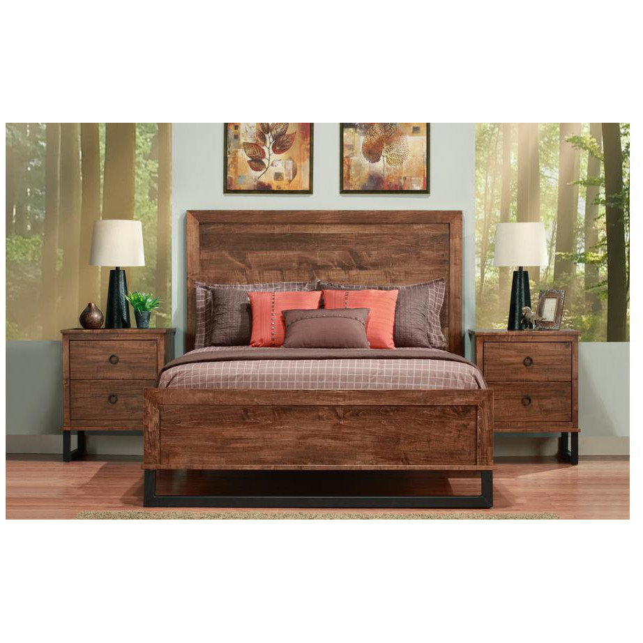 Cumberland Bedroom, Cumberland, cherry, distressed, made in canada, maple, master bedroom, oak, rustic, solid wood, handstone, modern, rustic, straight lines, blocky, unique, modern, amish style furniture, contemporary, handmade, rustic, distressed, simple, customizable, Solid Rustic Maple, bedroom ideas, Cumberland Bedroom B