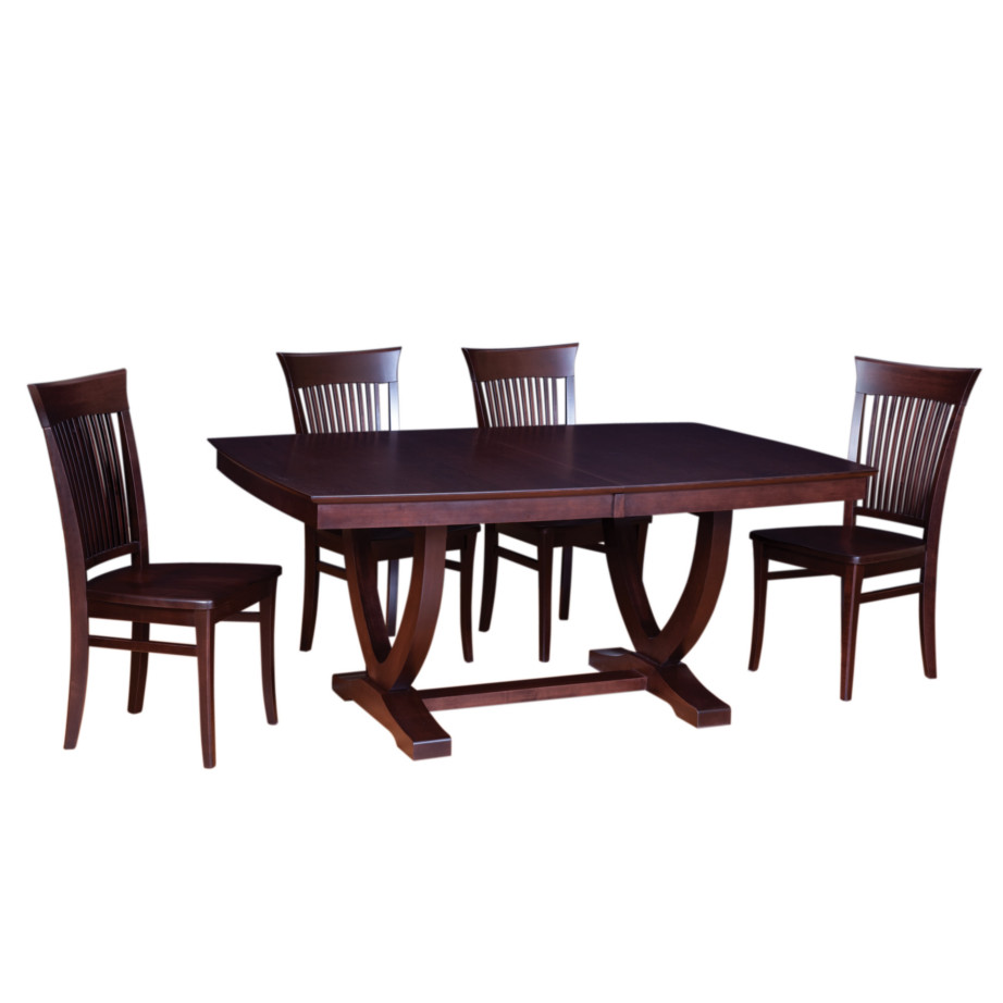 Galley Trestle Table Fanny S Furniture Kelowna Bc