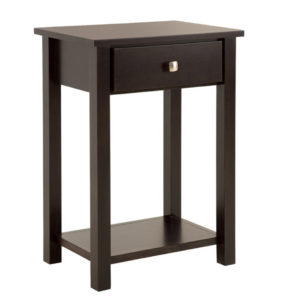 Gastown small hall table, hall table, Gastown table, 22 hall table, hall table with drawers, made in Canada, hall table with bottom shelf