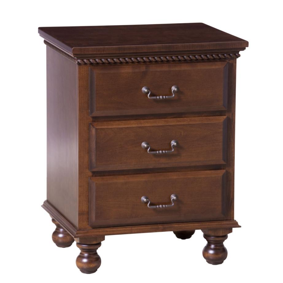 Hampton Night Stand, bedroom, bedroom furniture, occasional, occasional furniture, solid wood, solid oak, solid maple, custom, custom furniture, storage, storage ideas, nightstand