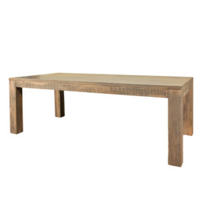 Dining Room, Tables, Leg Tables, contemporary, distressed, extension table, farmhouse, industrial, leaf, leaves, made in canada, maple, modern, ruff sawn, rustic, solid top, solid wood, amish style furniture, contemporary, Heidelburg Table