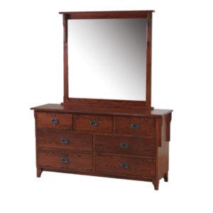 Heirloom Mission Dresser, bedroom, bedroom furniture, occasional, occasional furniture, solid wood, solid oak, solid maple, custom, custom furniture, storage, storage ideas, dresser