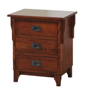Heirloom Mission Night Stand, bedroom, bedroom furniture, occasional, occasional furniture, solid wood, solid oak, solid maple, custom, custom furniture, storage, storage ideas, nightstand