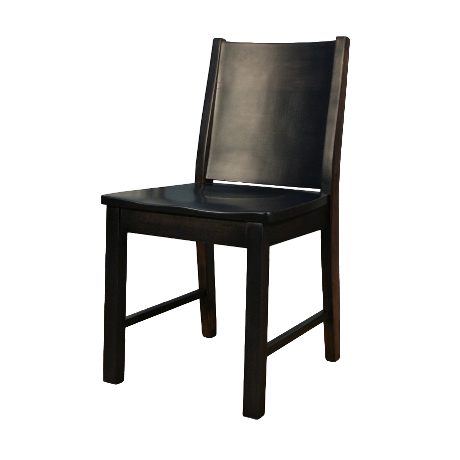meta dining chair, Dining room, solid wood, maple, rustic maple, made in Canada, dining chair, custom, custom furniture, meta