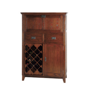 , Dining room, dining room furniture, occasional, occasional furniture, solid wood, solid oak, solid maple, custom, custom furniture, storage, storage ideas, dining cabinet, sideboard, wine, wine cabinet, mission small bar cabinet