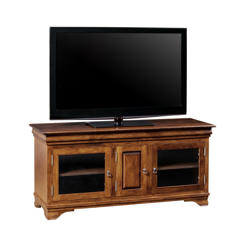 Entertainment, TV Consoles, contemporary, custom cabinet, HDTV, made in canada, maple, modern, oak, rustic, solid wood, tv, other Sizes Available, Glass, Simple, Living Room, Studio TV Console, storage ideas, custom, Morgan 60 TV console