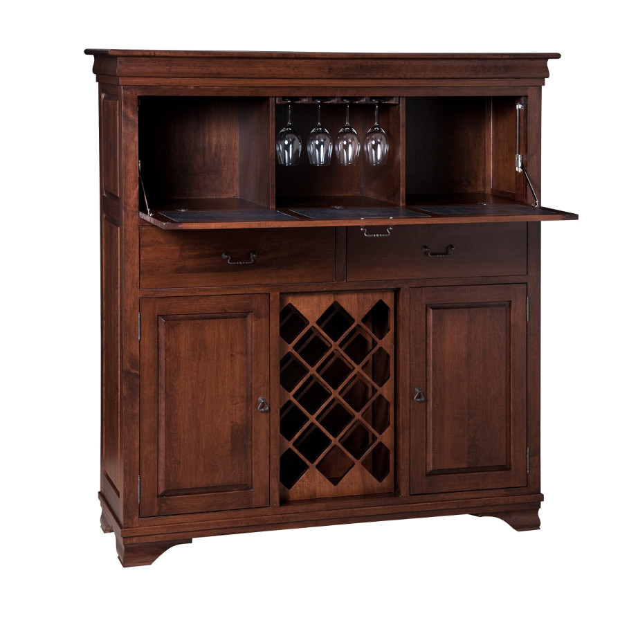 , Dining room, dining room furniture, occasional, occasional furniture, solid wood, solid oak, solid maple, custom, custom furniture, storage, storage ideas, dining cabinet, sideboard, wine, wine cab, morgan bar cabinet