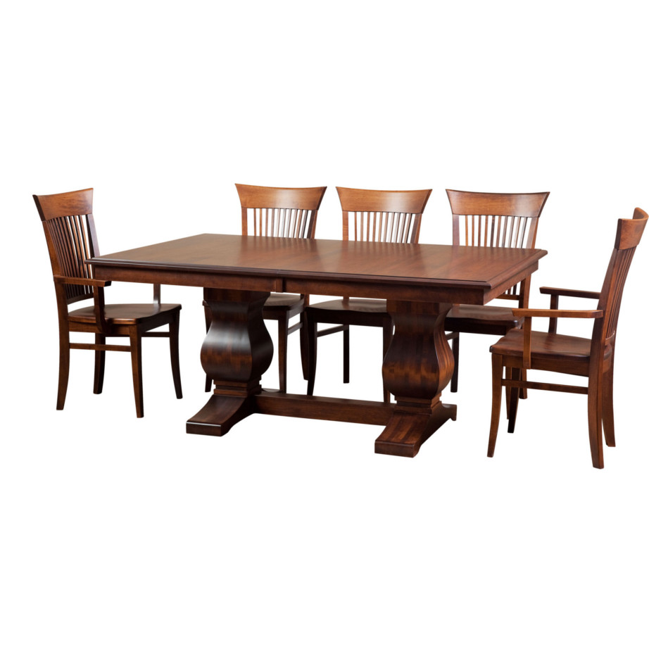 Morgan Trestle Table Fanny S Furniture Kelowna Bc