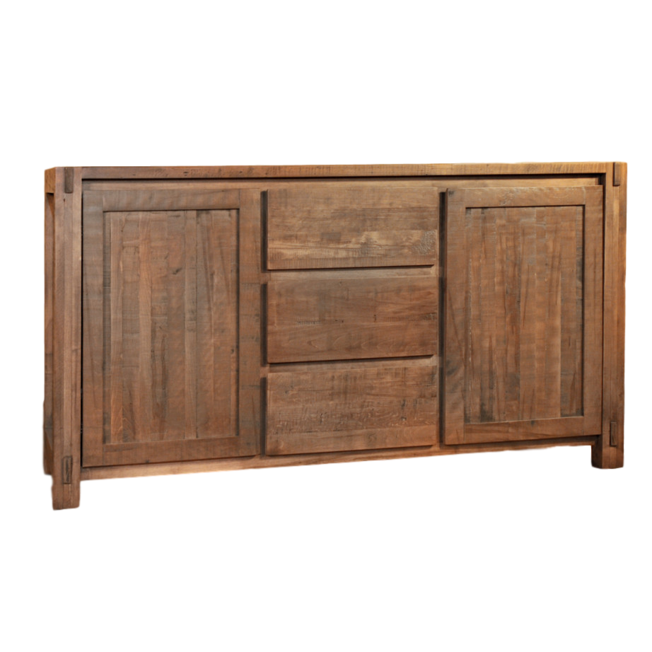 Dining Room, Cabinets, Storage Cabinets, contemporary, custom cabinet, distressed, drawers, industrial, made in canada, maple, modern, ruff sawn, rustic, solid wood, dining room ideas, amish style furniture, contemporary, storage ideas, unique, Dining room ideas, Neo Sideboard