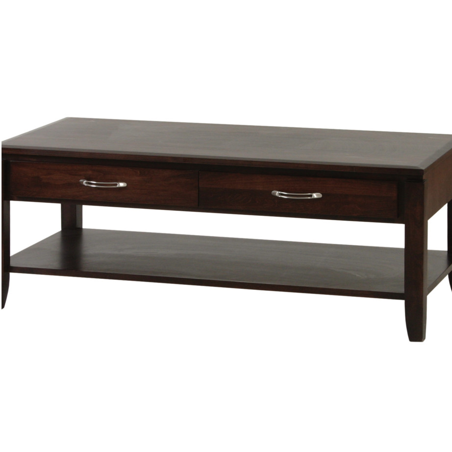 living room, living room furniture, occasional, occasional furniture, solid wood, solid oak, solid maple, custom, custom furniture, storage, storage ideas, coffee table, newport coffee table