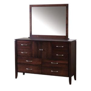 Newport Mule Dresser, bedroom, bedroom furniture, occasional, occasional furniture, solid wood, solid oak, solid maple, custom, custom furniture, storage, storage ideas, dresser