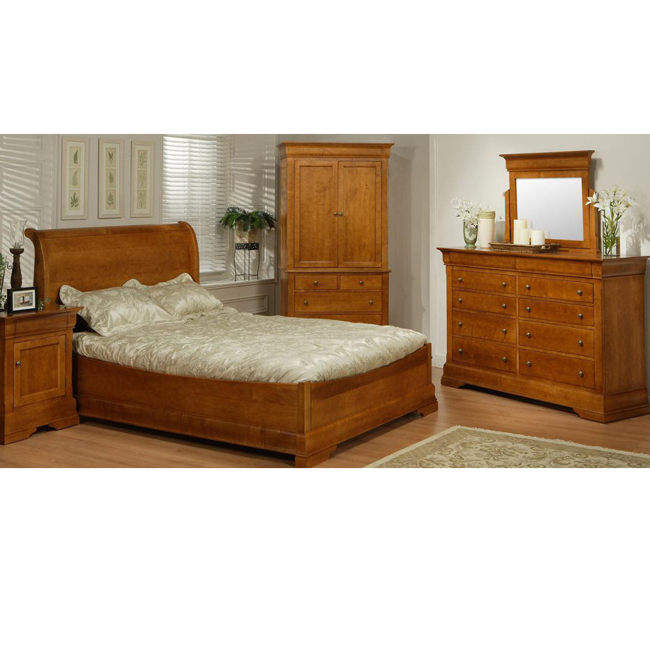 Phillipe, Phillipe Bedroom, cherry, distressed, made in canada, maple, master bedroom, oak, rustic, solid wood, handstone, modern, rustic, straight lines, blocky, unique, modern, amish style furniture, contemporary, handmade, rustic, distressed, simple, customizable, Solid Rustic Maple, bedroom ideas