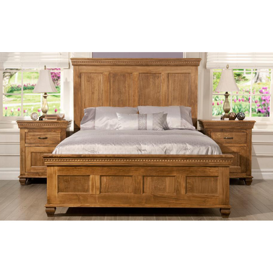 Beds, cherry, distressed, made in canada, maple, master bedroom, oak, rustic, solid wood, classic, simple, unique, contemporary, bedroom ideas, other sizes, hand stone, Provence Bedroom, Provence Bedroom 1