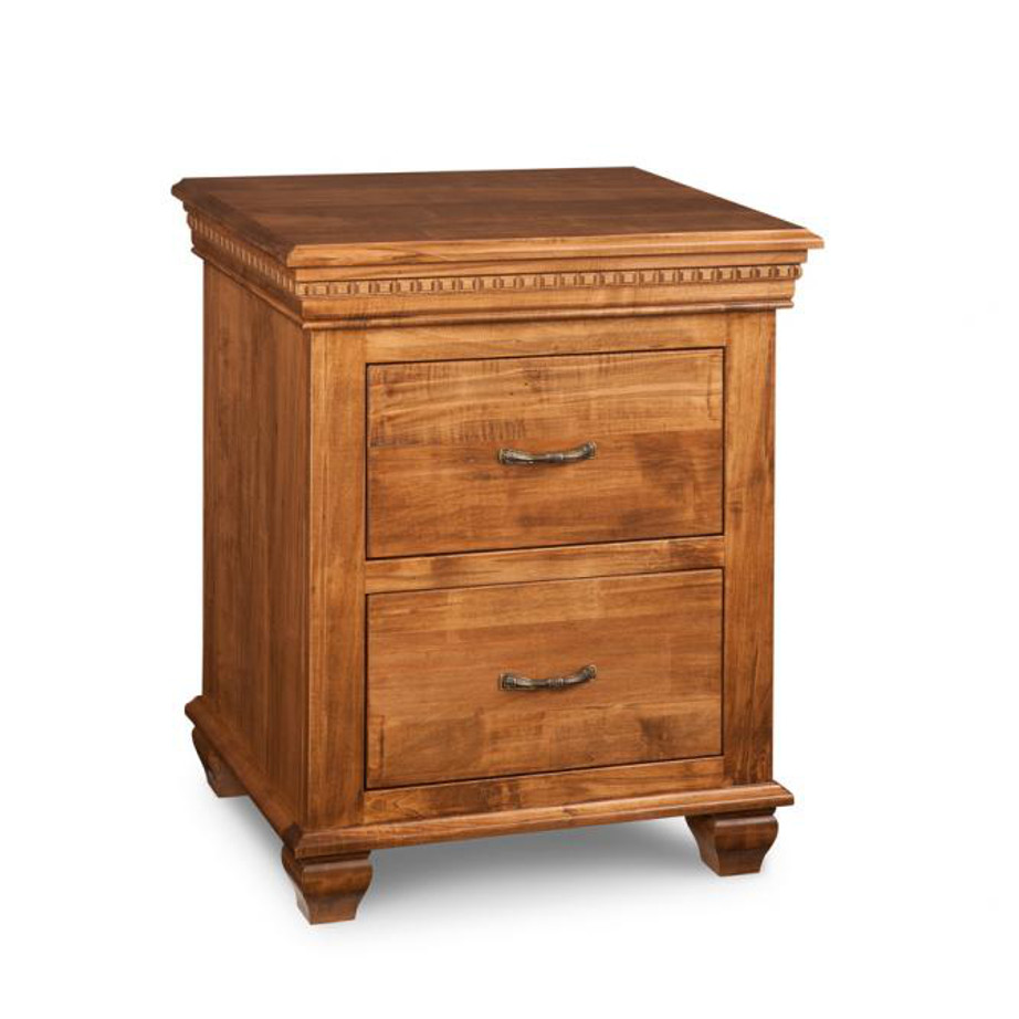 Bedroom, Night Stands, cabinet, cherry, contemporary, custom chest, distressed, drawers, made in canada, made to order, maple, master bedroom, modern, oak, solid wood, handstone, modern, rustic, handmade, kitchen ideas, straight lines, blocky, unique, modern, blocky, straight lines, Provence Night Stand A, Provence Night Stand