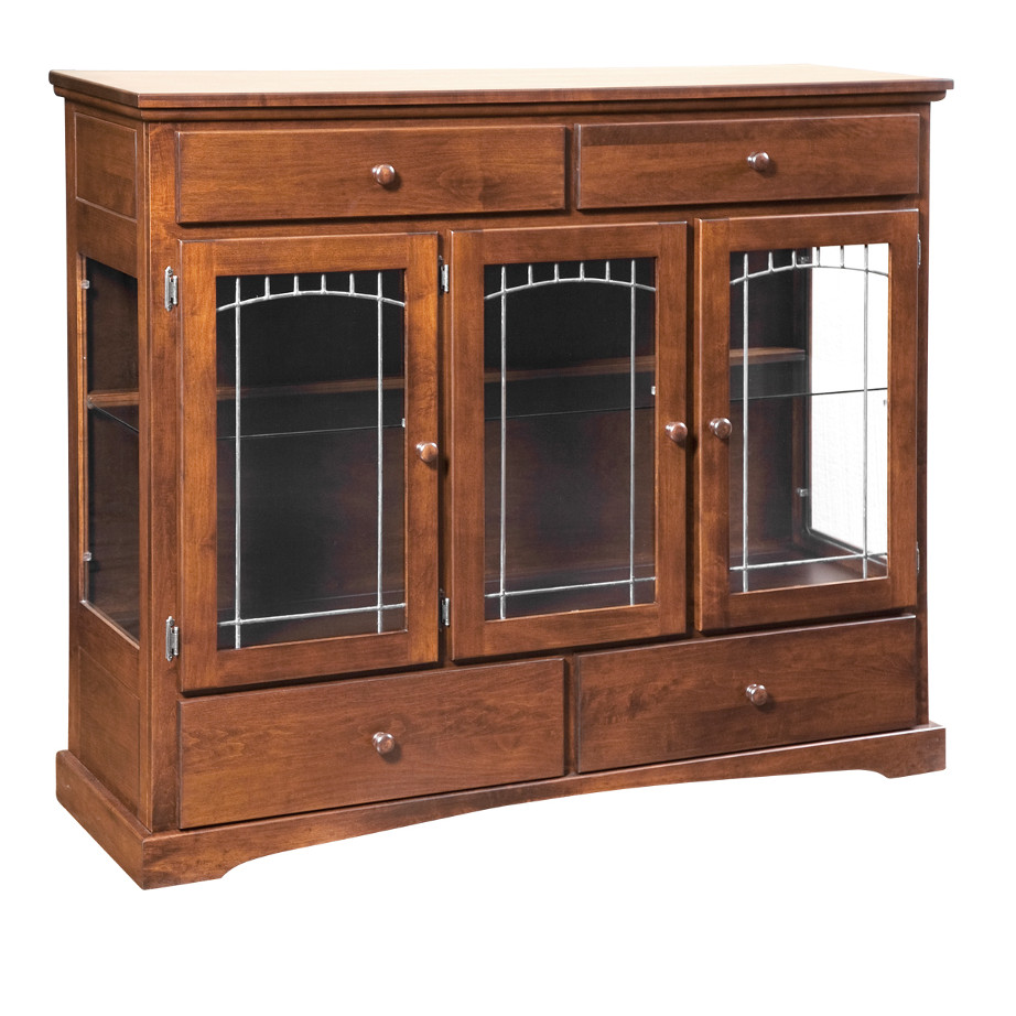 Shaker 3 Door Dining Chest, Dining room, dining room furniture, occasional, occasional furniture, solid wood, solid oak, solid maple, custom, custom furniture, storage, storage ideas, dining cabinet, sideboard