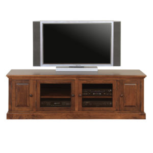 shaker 74 tv console, Entertainment, TV Consoles, contemporary, custom cabinet, HDTV, made in canada, maple, modern, oak, rustic, solid wood, tv, other Sizes Available, Glass, Simple, Living Room, Studio TV Console, storage ideas, custom, Shaker 70 Tv console