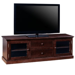 shaker 73 tv console, Entertainment, TV Consoles, contemporary, custom cabinet, HDTV, made in canada, maple, modern, oak, rustic, solid wood, tv, other Sizes Available, Glass, Simple, Living Room, Studio TV Console, storage ideas, custom, Shaker 70 Tv console A
