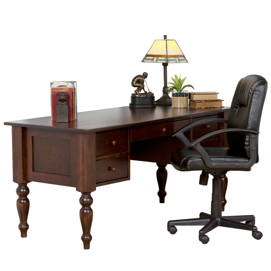 Traditional student desk, made in canada, wood desk, solid wood, traditional desk with storage , student desk , writing desk ,shaker writing desk, traditional furniture