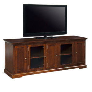 Entertainment, TV Consoles, contemporary, custom cabinet, HDTV, made in canada, maple, modern, oak, rustic, solid wood, tv, other Sizes Available, Glass, Simple, Living Room, Studio TV Console, storage ideas, custom, Stanford 83 Tv Console A