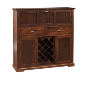 Dining room, dining room furniture, occasional, occasional furniture, solid wood, solid oak, solid maple, custom, custom furniture, storage, storage ideas, dining cabinet, sideboard, wine, wine cabinet, stanford bar cabinet
