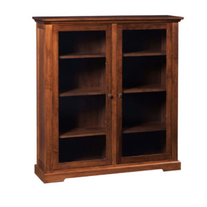 stanford office bookcase, Solid wood, maple, oak, organize, organization, organizer, custom, furniture, custom furniture, solid maple, solid oak, office, home office, office furniture, storage, storage ideas, shelf, shelving, bookshelf, bookcase, display, library, home library
