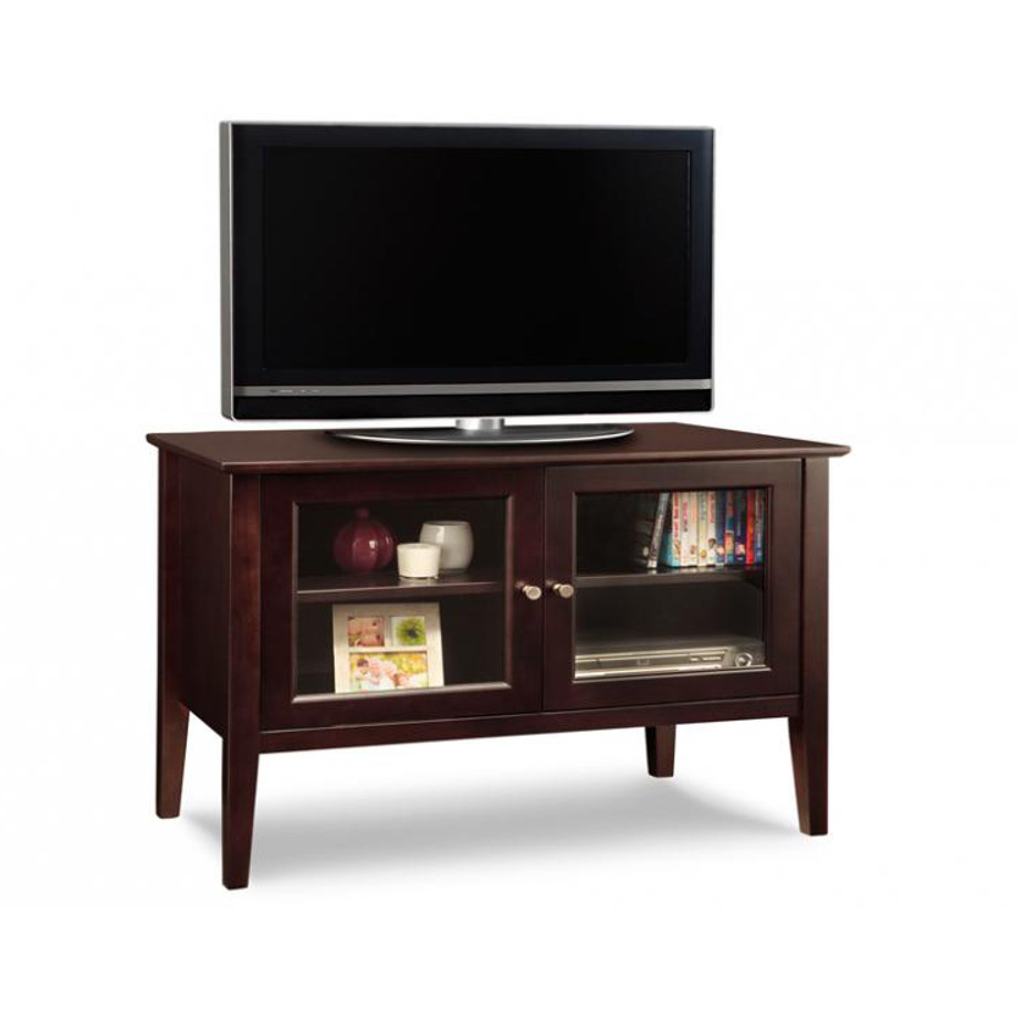 stockholm 48 tv console, Entertainment, TV Consoles, contemporary, custom cabinet, HDTV, made in canada, maple, modern, oak, rustic, solid wood, tv, other Sizes Available, Glass, Simple, Living Room, Studio TV Console, storage ideas, custom, stockholm