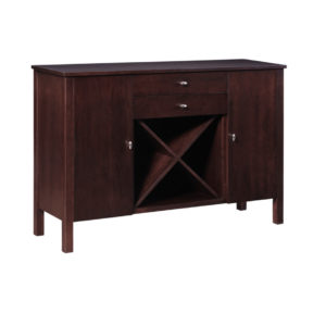 A, Dining room, dining room furniture, occasional, occasional furniture, solid wood, solid oak, solid maple, custom, custom furniture, storage, storage ideas, dining cabinet, sideboard, yaletown wine sideboard