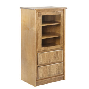 Galiano media stand, media stand, Traditional media stand, media stand with storage, media stand with glass door