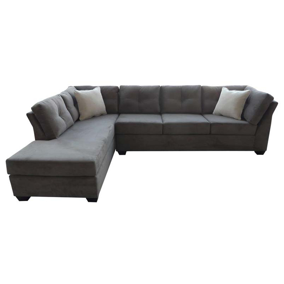 elite sofa, love seat, custom sofa, made in canada, custom sofa, fabric, modern, traditional, flip romeo sectional, chaise, bumper, custom sectional, modular sectional, high arm, tufted back, stitching