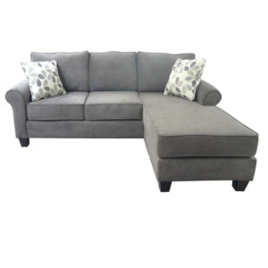 elite sofa, love seat, custom sofa, made in canada, custom sofa, fabric, modern, traditional, flip sofa with chaise, reversible chaise