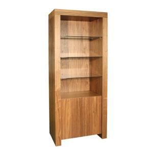Home Office, Bookcases, Accents, Accent Furniture, birch, contemporary, display, made in canada, mid-century, modern, shelf, shelving, solid wood, walnut, VerBois, living room furniture ideas, custom made, solid wood furniture, Nice Bookcase