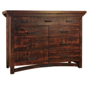 solid wood bedroom furniture, canadian made bedroom furniture, ruff sawn bedroom furniture, rustic bedroom furniture, rustic carlisle dresser