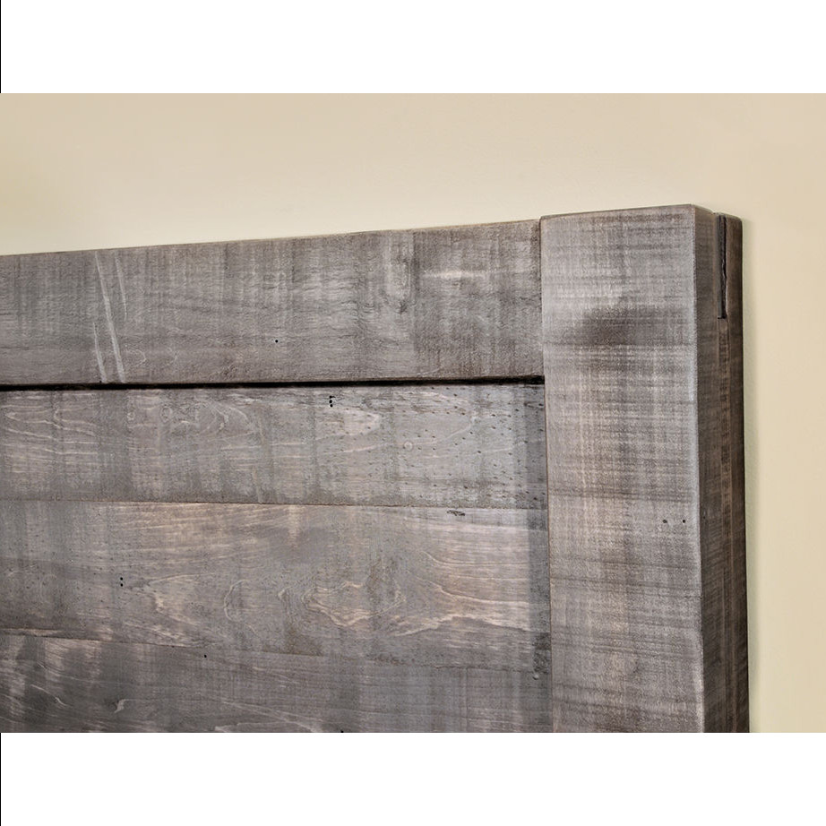 solid wood bedroom furniture, canadian made bedroom furniture, ruff sawn bedroom furniture, rustic wood bedroom furniture, modern bedroom furniture, solid wood construction, sequoia bed detail