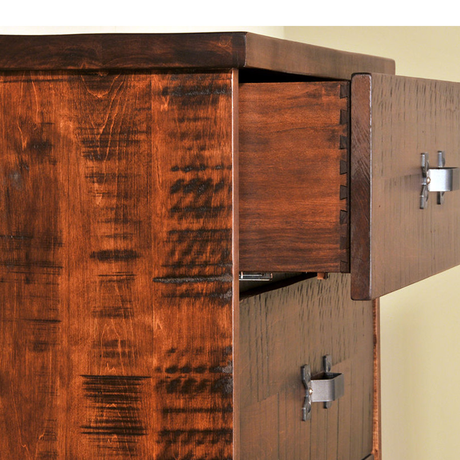 solid wood bedroom furniture, solid wood construction, soft close drawer, dovetailed drawer, canadian made bedroom furniture, live edge bedroom furniture, rustic wood bedroom furniture, canadian made bedroom furniture, ruff sawn bedroom furniture, industrial bedroom furniture, steam punk bedroom