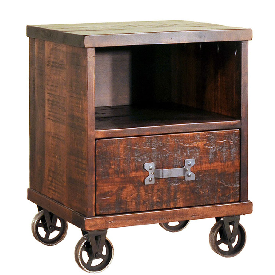 solid wood bedroom furniture, canadian made bedroom furniture, live edge bedroom furniture, rustic wood bedroom furniture, canadian made bedroom furniture, ruff sawn bedroom furniture, industrial bedroom furniture, steam punk night stand