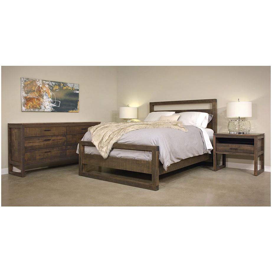 solid wood bedroom furniture, ruff sawn bedroom furniture, rustic wood bedroom furniture, modern bedroom furniture, canadian made bedroom furniture, custom built bedroom furniture, tempus, solid wood construction