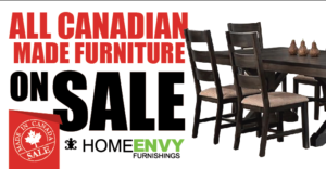 All Canadian Made Furniture On Sale, made in canada sale
